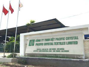 Công Ty TNHH Dệt Pacific Crystal